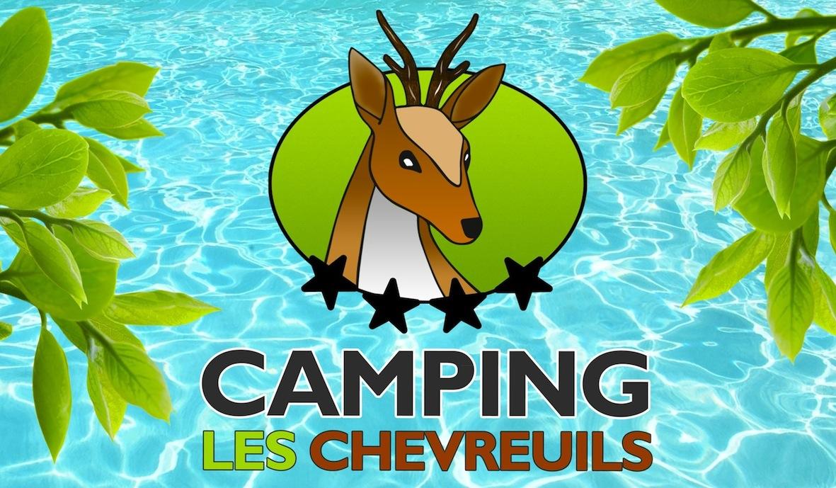 Le Camping Les Chevreuils vous souhaite la bienvenue sur son site !