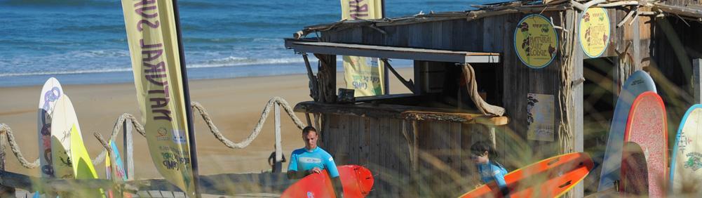 Cabane Surf Seignosse