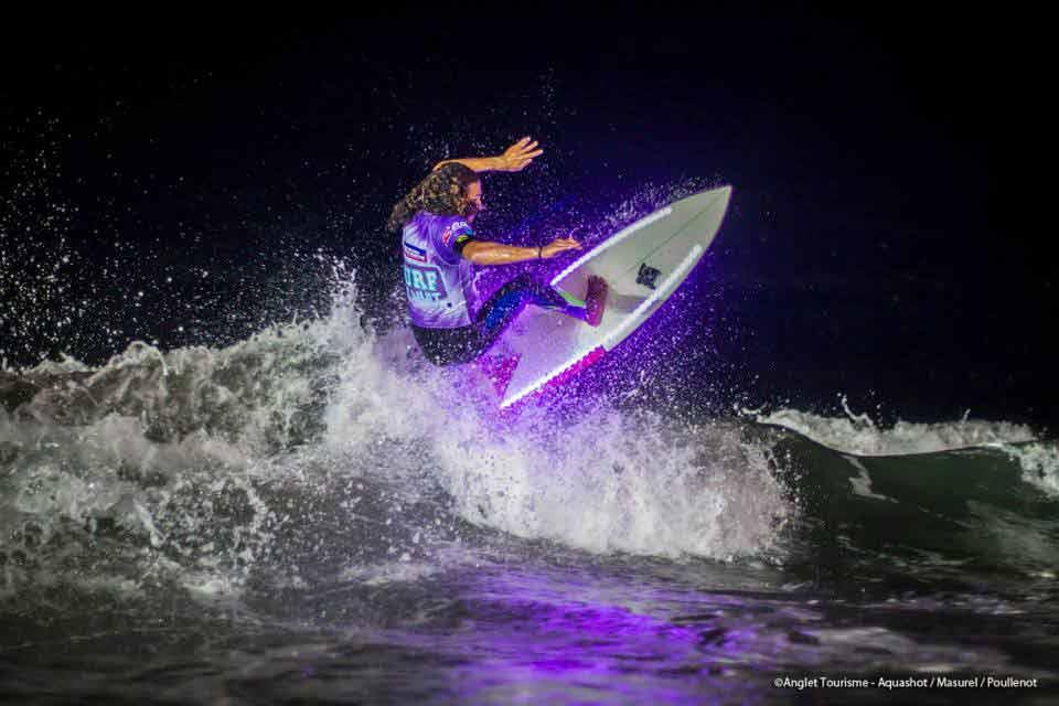 surfeur roller