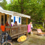 Location mobil-home Alizés de 2 chambres