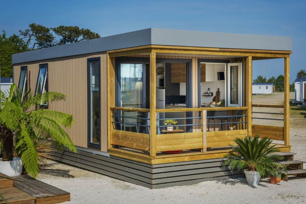 Location mobil-home Luxe