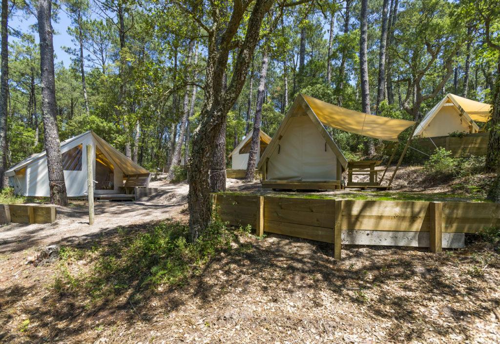 bungalow avec terrasse Landes