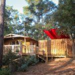 Location lodge avec spa pour 5 personnes