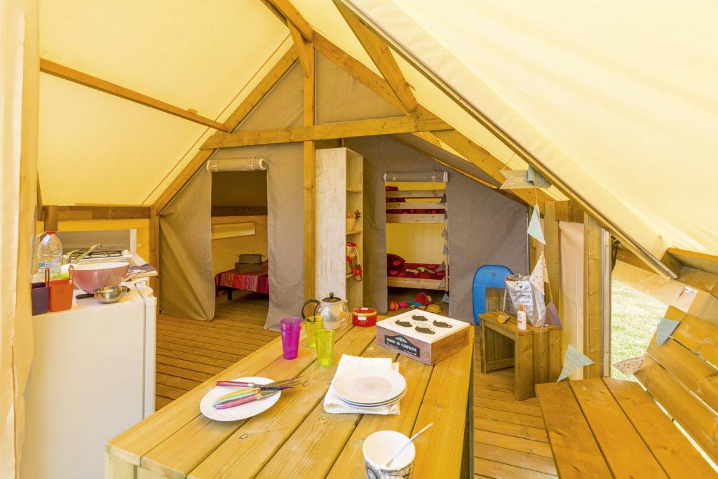bungalow de 2 chambres dans les Landes