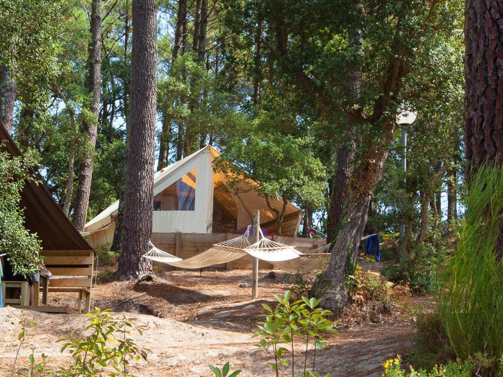 Location bungalow de 2 chambres dans les Landes
